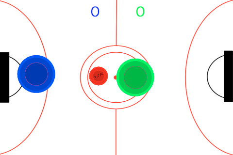 Screenshot Air Hockey Small