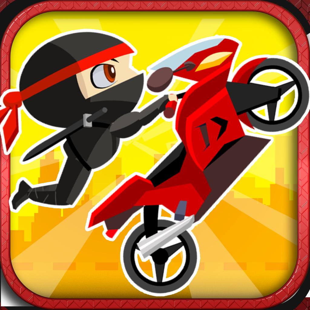 A Bike Race of Ninja Temple - Free Racing Game